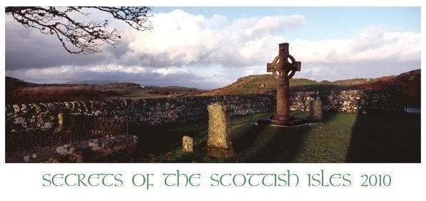 "Kalender ""Secrets of the Scottish Isles"" 2010"