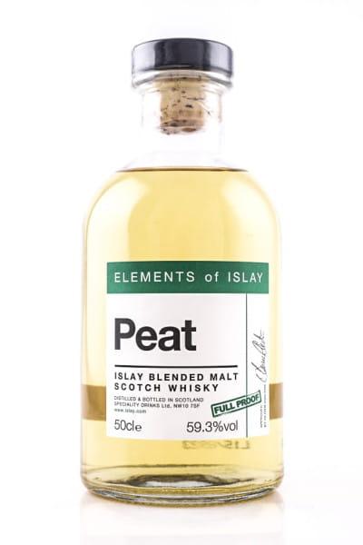 Peat Elements of Islay 59,3%vol. 0,5l