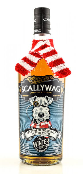 Scallywag The Winter Edition 2020 52,6%vol. 0,7l
