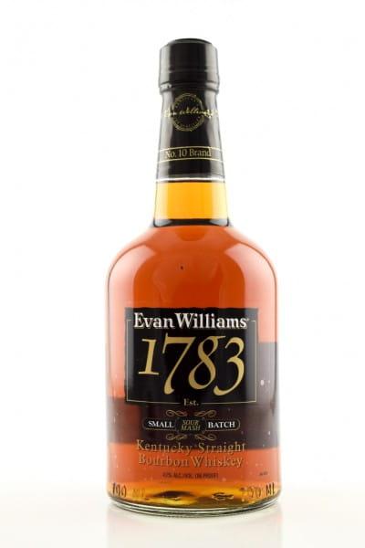 Evan Williams 1783 Small Batch 43%vol. 0,7l