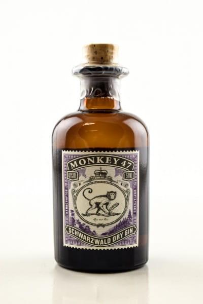 Monkey 47 Schwarzwald Dry Gin 47%vol. 0,05l