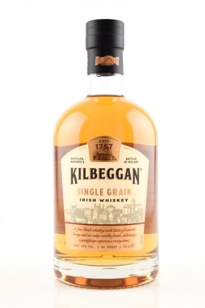 Kilbeggan Single Grain 43%vol. 0,7l