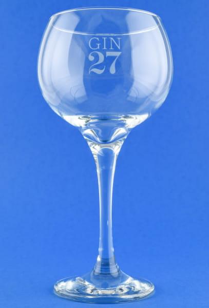 Appenzeller Gin 27 Copa-Glas
