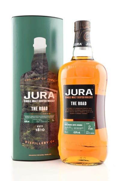Jura The Road 43,6%vol. 1,0l