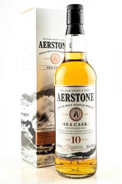 Aerstone 10 Jahre Sea Cask 40%vol. 0,7l