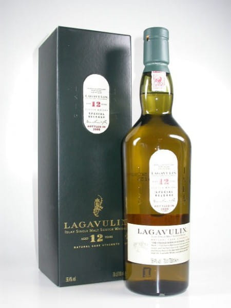 Lagavulin 12 Jahre Special Release 2008 56,4%vol. 0,7l