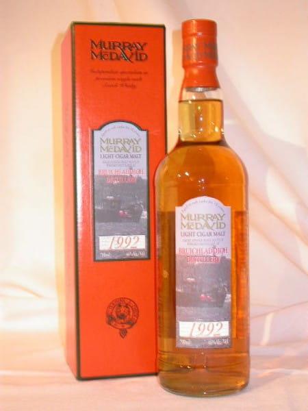Bruichladdich 92/04 Light Cigar Malt Murray McDavid 46%vol. 0,7l