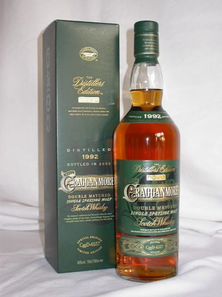 Cragganmore 1992/2005 Distillers Edition 40%vol. 0,7l