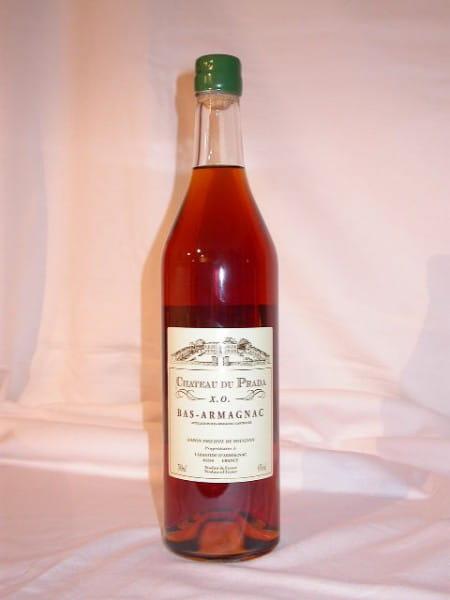 Chateau du Prada XO Bas Armagnac 43%vol. 0,7l