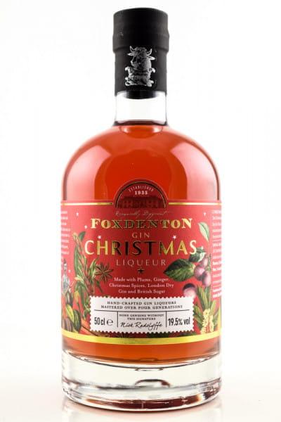 Foxdenton Christmas Gin Liqueur 19,5%vol. 0,5l