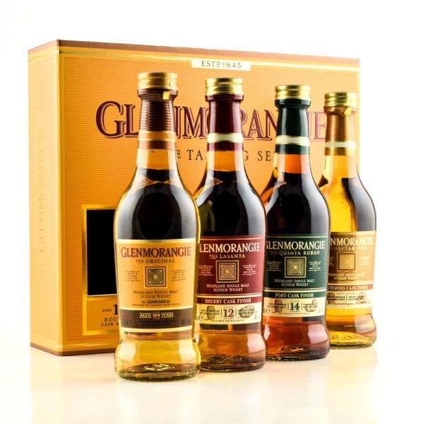Glenmorangie The Tasting Set 40/43/46%vol. 4x 0,1l