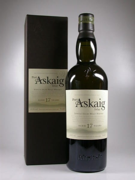 *Port Askaig (Caol Ila) 17 Jahre Speciality Drinks Ltd. 45,8%vol. 0,7l