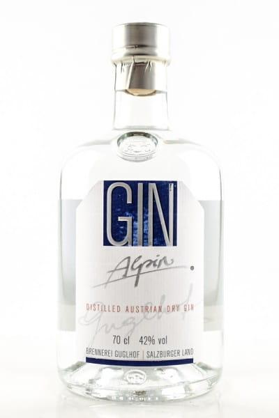 Gin Alpin Guglhof 42%vol. 0,7l