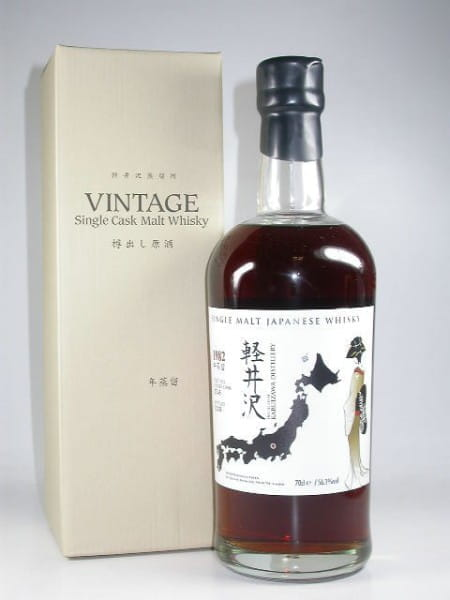 Karuizawa 1982/2009 Single First Fill Sherry Cask No. 2748 56,1%vol. 0,7l