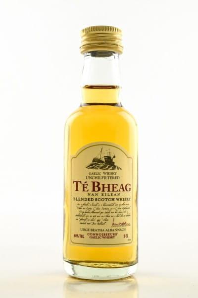 Tè Bheag Nan Eilean Gaelic Whisky 40%vol. 0,05l