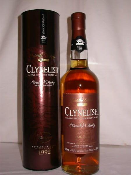 Clynelish 1992/2007 Distillers Edition 46%vol. 0,7l