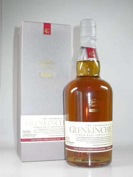 Glenkinchie 1996/2010 Distillers Edition 43%vol. 0,7l