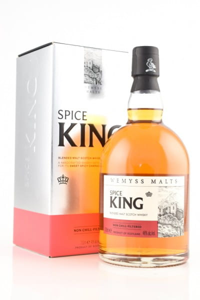 Spice King Wemyss Malts 46%vol. 0,7l
