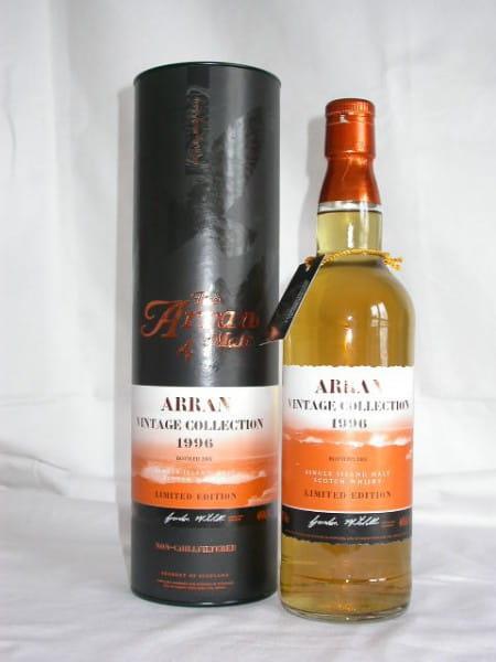 Arran Vintage Collection 1996/2005 46%vol. 0,7l