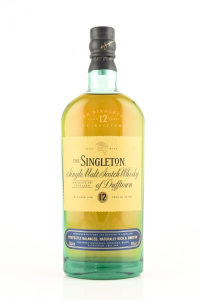 The Singleton of Dufftown 12 Jahre 40%vol. 0,7l
