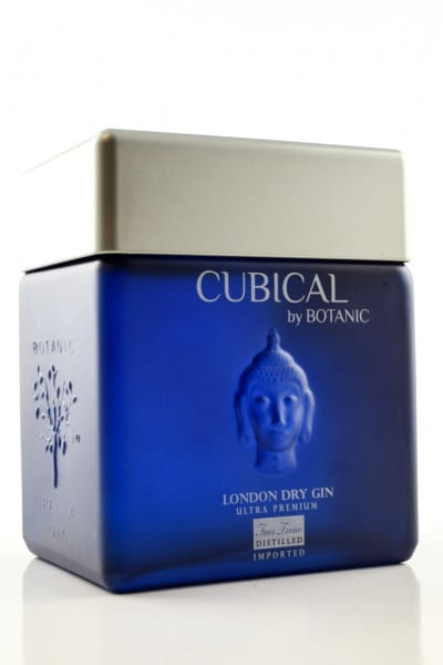 Cubical by Botanic London Dry Gin Ultra Premium 45%vol. 0,7l