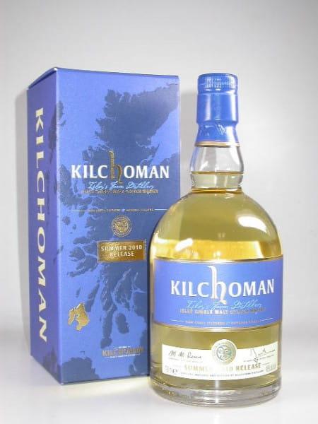 Kilchoman Summer 2010 Release 46%vol. 0,7l