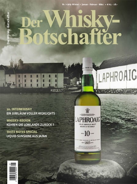 Der Whisky-Botschafter Heft 2019/1 Winter