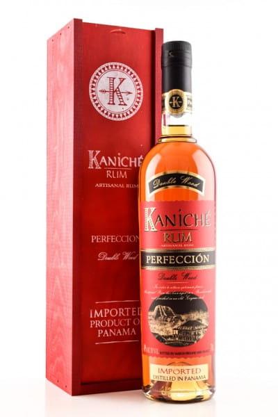 Kaniché Perfeccion Double Wood Rum 40%vol. 0,7l