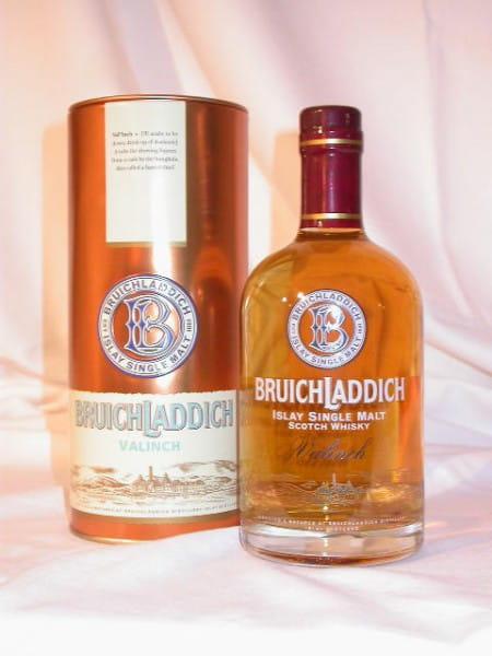 Bruichladdich 1990 Valinch 55,5%vol. 0,5l