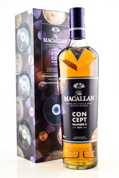 Macallan Concept Number 2 2019 40%vol. 0,7l