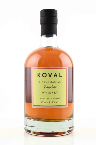Koval Single Barrel Bourbon 47%vol. 0,5l