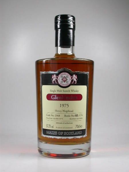 Glenkinchie 1975/2009 Sherry Hogshead Malts of Scotland 57,2%vol. 0,7l