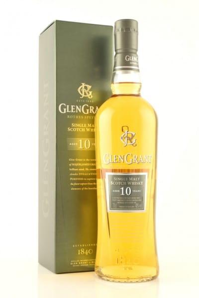 Glen Grant 10 Jahre 40%vol. 0,7l