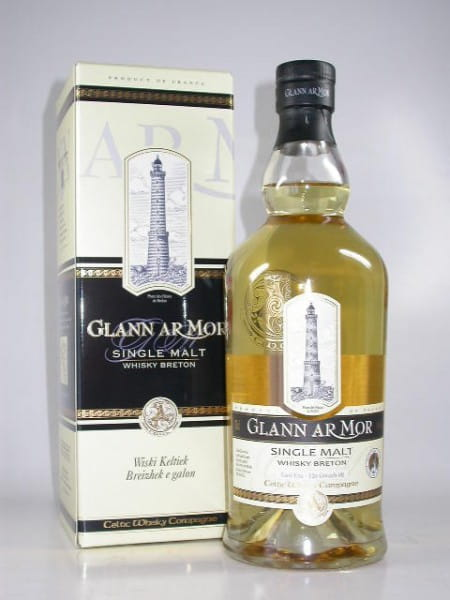 Glann Ar Mor Single Malt Whisky Breton 46%vol. Sample 0,05l
