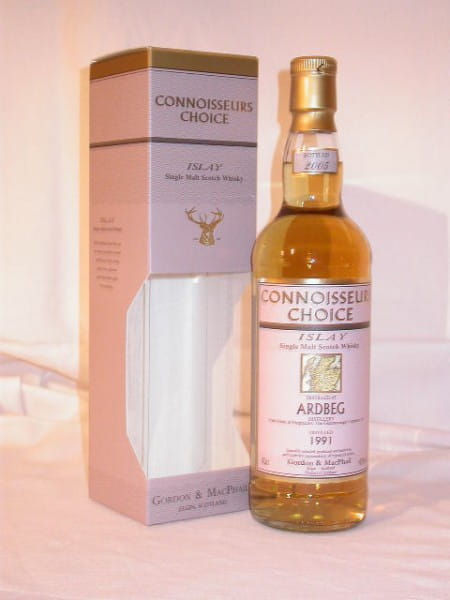 Ardbeg 91/05 Gordon & MacPhail Connoisseurs Choice 43%vol. 0,7l