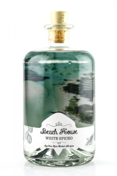 Beach House White Spiced Limited Edition 40%vol. 0,7l