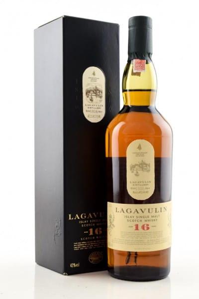 Lagavulin 16 Jahre 43%vol. 0,2l
