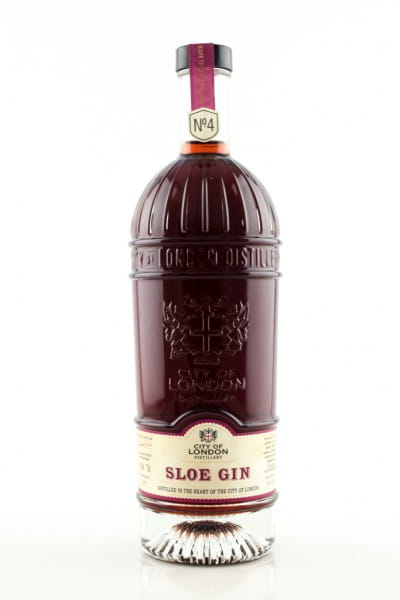 City of London Sloe Gin 28%vol. 0,7l