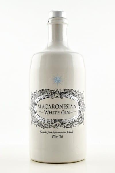 Macaronesian White Gin 40%vol. 0,7l