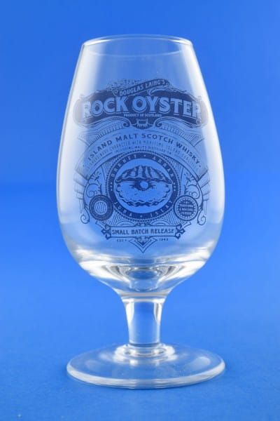 Rock Oyster - Nosing-Glas