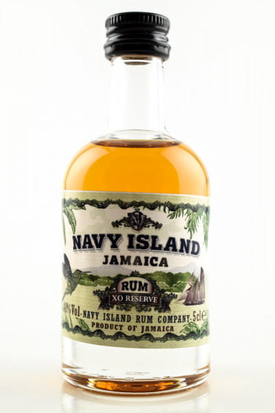 Navy Island XO Reserve 40%vol. 0,05l