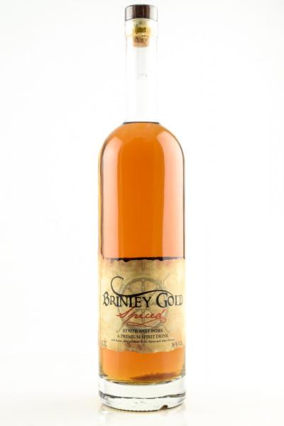 Brinley Gold Spiced 36%vol. 0,7l