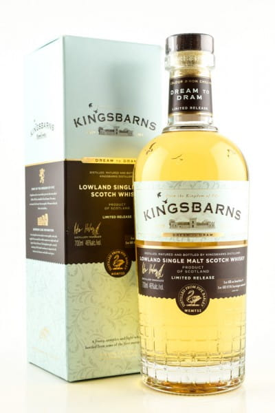 Kingsbarns Dream to Dram 46%vol. 0,7l