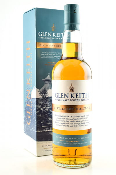 Glen Keith Distillery Edition 40%vol. 0,7l
