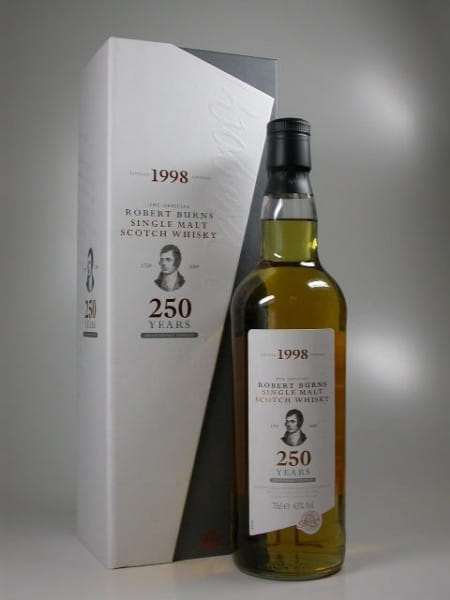 Arran 1998 Robert Burns 250th Anniversary Edition 43%vol. 0,7l