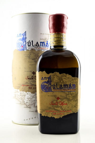 An dulaman Armada Strength Gin 57%vol. 0,5l