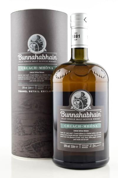 Bunnahabhain Cruach-Mhòna 50%vol. 1,0l