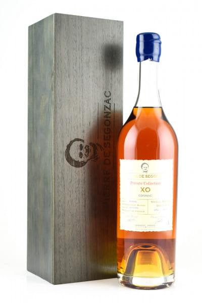 Pierre de Segonzac Cognac XO Private Collection No. 3 Limited Edition 40%vol. 0,7l