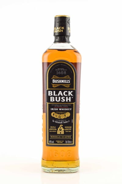 Bushmills Black Bush - Sherry Casks 40%vol. 0,7l