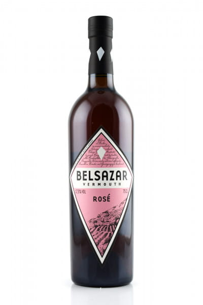 Belsazar Vermouth Rosé 17,5%vol. 0,75l